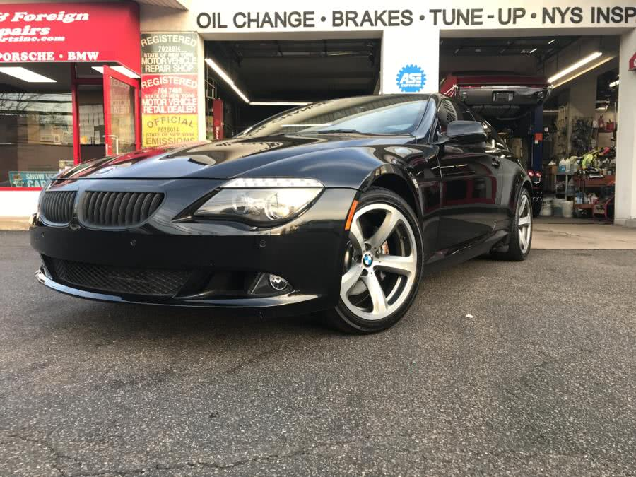 Used 2010 BMW 6 Series in Plainview , New York | Ace Motor Sports Inc. Plainview , New York