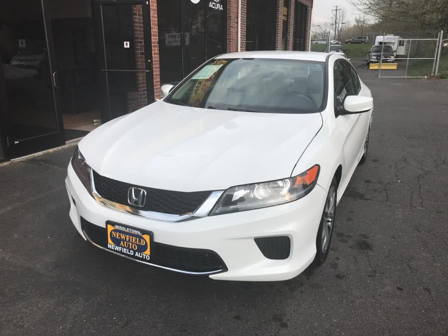 Used Honda Accord Coupe 2dr I4 CVT LX-S 2015 | Newfield Auto Sales. Middletown, Connecticut