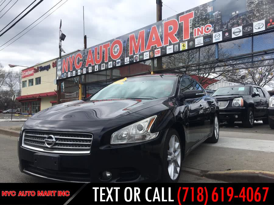 2009 Nissan Maxima 4dr Sdn V6 CVT 3.5 SV w/Premium Pkg, available for sale in Brooklyn, New York | NYC Automart Inc. Brooklyn, New York