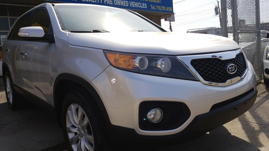 Used Kia Sorento AWD 4dr V6 EX 2011   New York Motors Group Solutions LLC. Bronx, New York