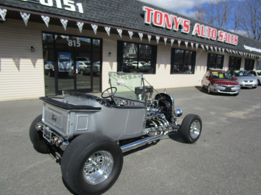 1923 Ford T-Buckett Replica, available for sale in Waterbury, Connecticut | Tony's Auto Sales. Waterbury, Connecticut