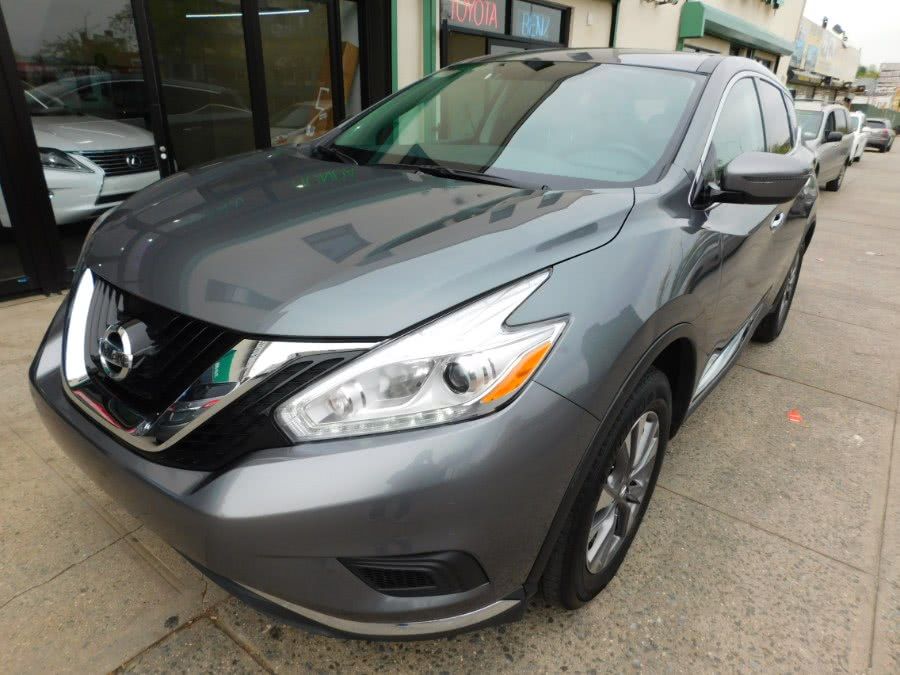 Used 2017 Nissan Murano in Woodside, New York | Pepmore Auto Sales Inc.. Woodside, New York