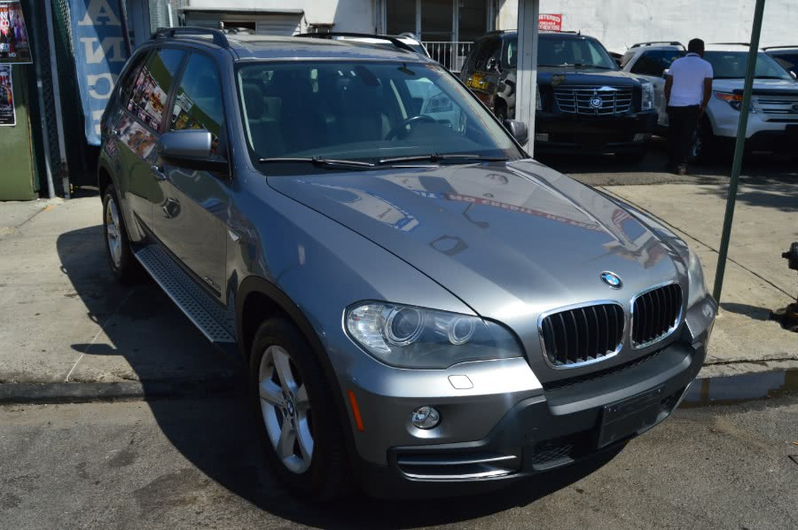 Used BMW X5 AWD 4dr 30i 2009 | Luxury Auto Group. Bronx, New York