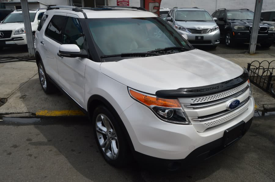 Used 2011 Ford Explorer in Bronx, New York | Luxury Auto Group. Bronx, New York