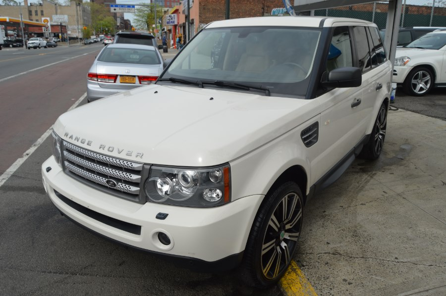 2009 Land Rover Range Rover Sport 4WD 4dr Supercharged, available for sale in Bronx, New York | Luxury Auto Group. Bronx, New York