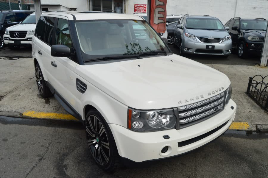 Used 2009 Land Rover Range Rover Sport in Bronx, New York | Luxury Auto Group. Bronx, New York