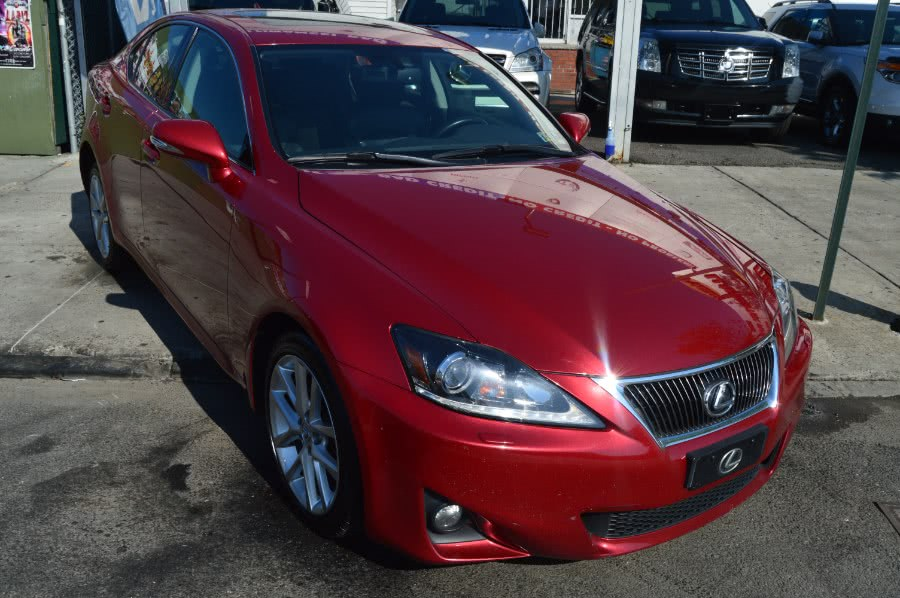 Used 2011 Lexus IS 250 in Bronx, New York | Luxury Auto Group. Bronx, New York