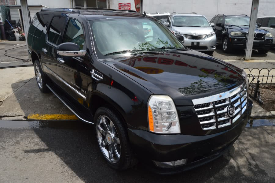 Used 2009 Cadillac Escalade ESV in Bronx, New York | Luxury Auto Group. Bronx, New York