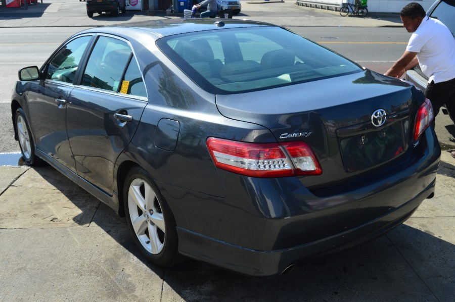 2011 Toyota Camry 4dr Sdn I4 Auto SE (Natl), available for sale in Bronx, New York | Luxury Auto Group. Bronx, New York
