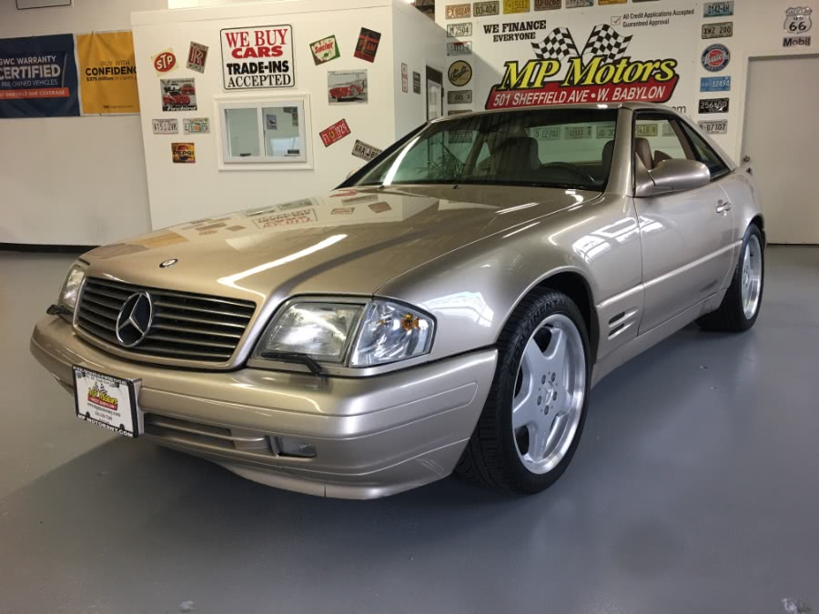 Used Mercedes-Benz SL-Class 2dr Roadster 5.0L 2000 | MP Motors Inc. West Babylon , New York