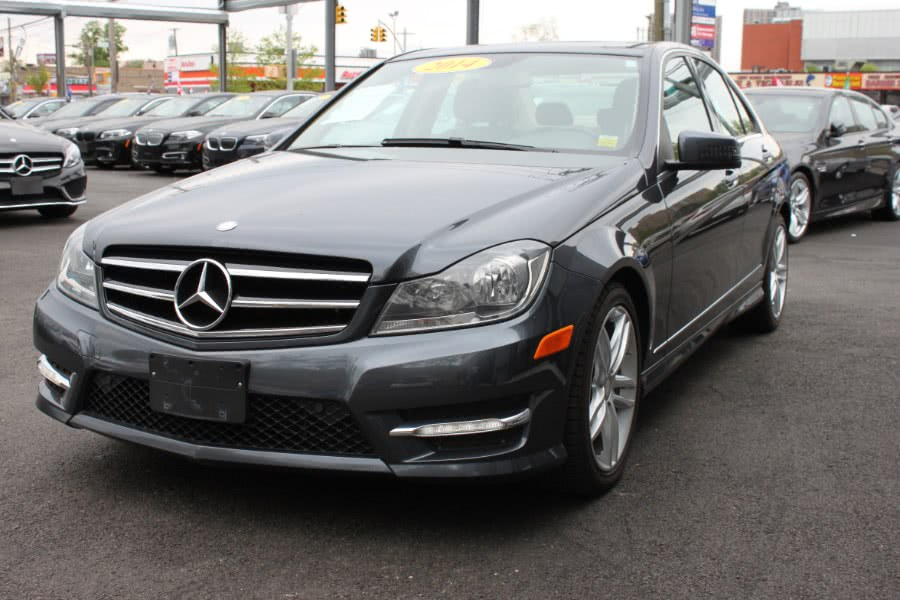 2014 Mercedes-Benz C-Class 4dr Sdn C300 Sport 4MATIC, available for sale in Bronx, New York | 26 Motors Corp. Bronx, New York