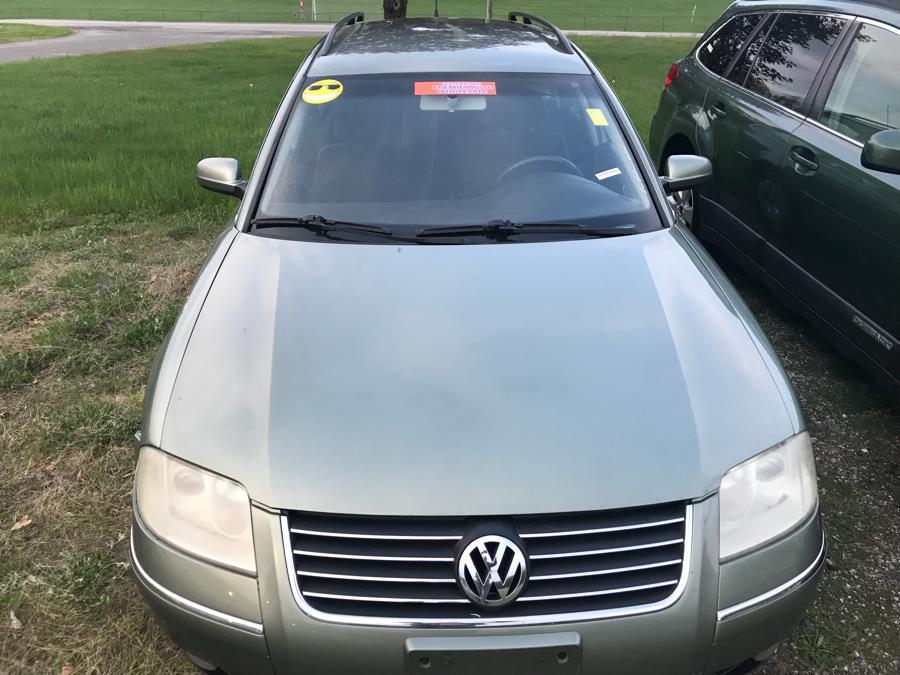 Used 2002 Volkswagen Passat in Canton, Connecticut   Lava Motors. Canton, Connecticut