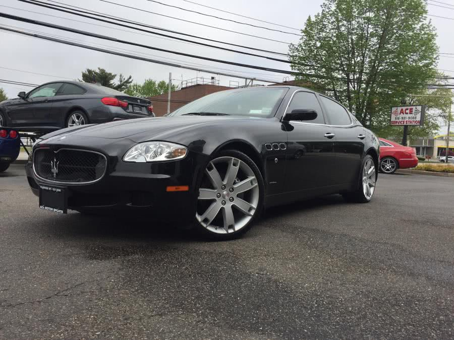 Used 2007 Maserati Quattroporte in Plainview , New York | Ace Motor Sports Inc. Plainview , New York