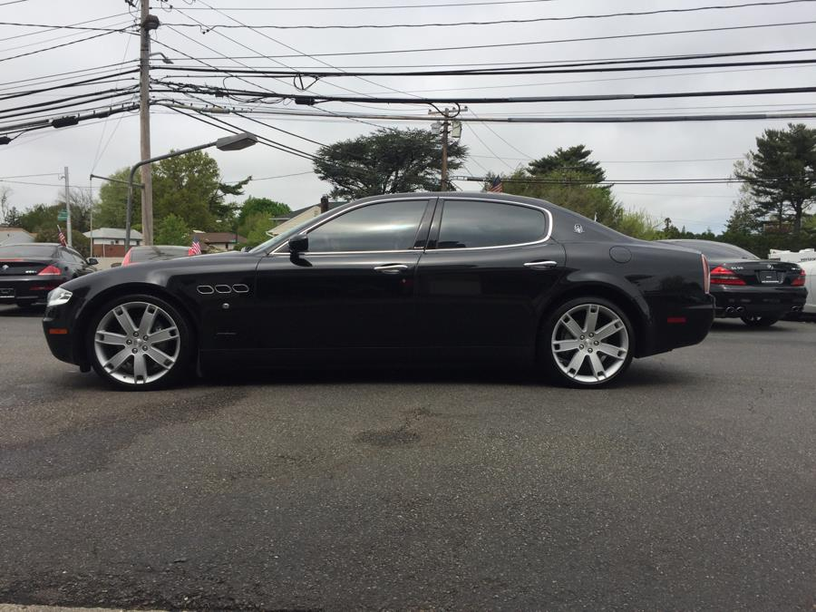 Used Maserati Quattroporte 4dr Sdn Sport GT DuoSelect 2007 | Ace Motor Sports Inc. Plainview , New York