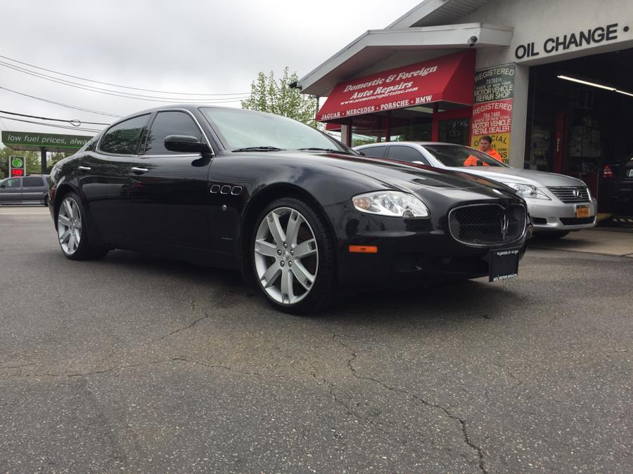 2007 Maserati Quattroporte 4dr Sdn Sport GT DuoSelect, available for sale in Plainview , New York | Ace Motor Sports Inc. Plainview , New York
