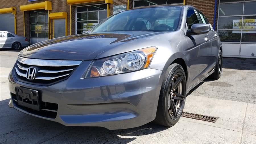 Used 2012 Honda Accord Sdn in Bronx, New York | New York Motors Group Solutions LLC. Bronx, New York
