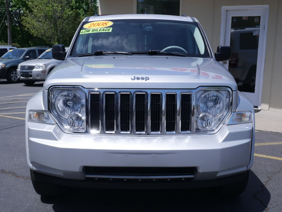 Used Jeep Liberty 4WD 4dr Limited 2008 | My Auto Inc.. Huntington Station, New York