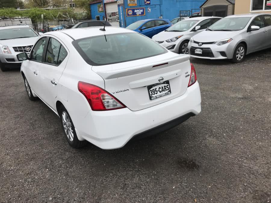 Used Nissan Versa Sedan SV CVT 2017 | Roe Motors Ltd. Shirley, New York