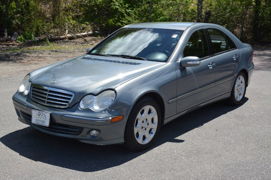 2005 Mercedes-Benz C-Class 4dr Sdn 2.6L 4MATIC, available for sale in Ashland , Massachusetts | New Beginning Auto Service Inc . Ashland , Massachusetts