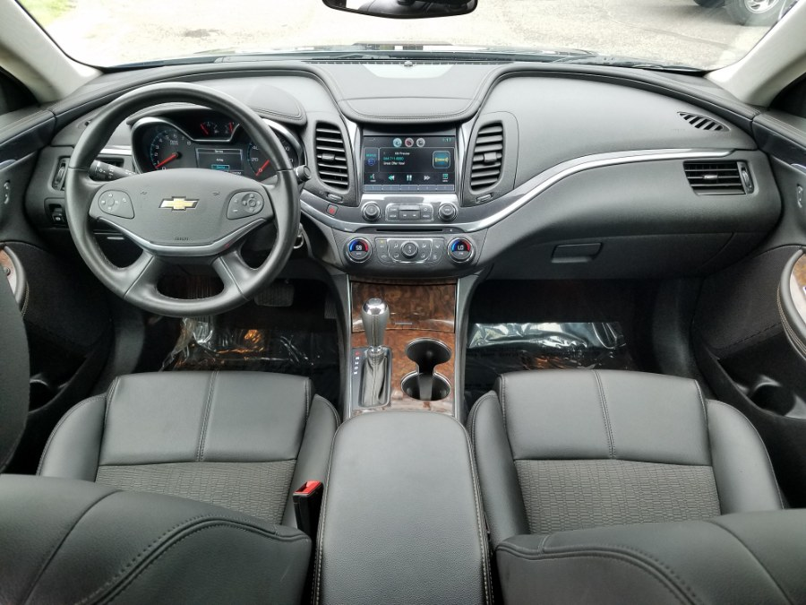 2015 Chevrolet Impala Sdn LT w/2LT Leather Navi, available for sale in East Windsor, Connecticut | Toro Auto. East Windsor, Connecticut