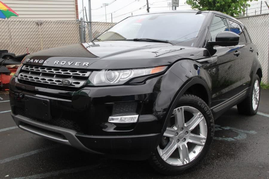 Used 2015 Land Rover Range Rover Evoque in Hillside, New Jersey | M Sport Motor Car. Hillside, New Jersey