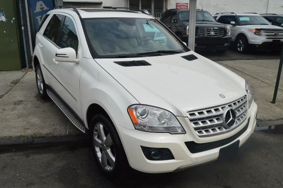 Used Mercedes-Benz M-Class 4MATIC 4dr ML 350 2011 | Luxury Auto Group. Bronx, New York