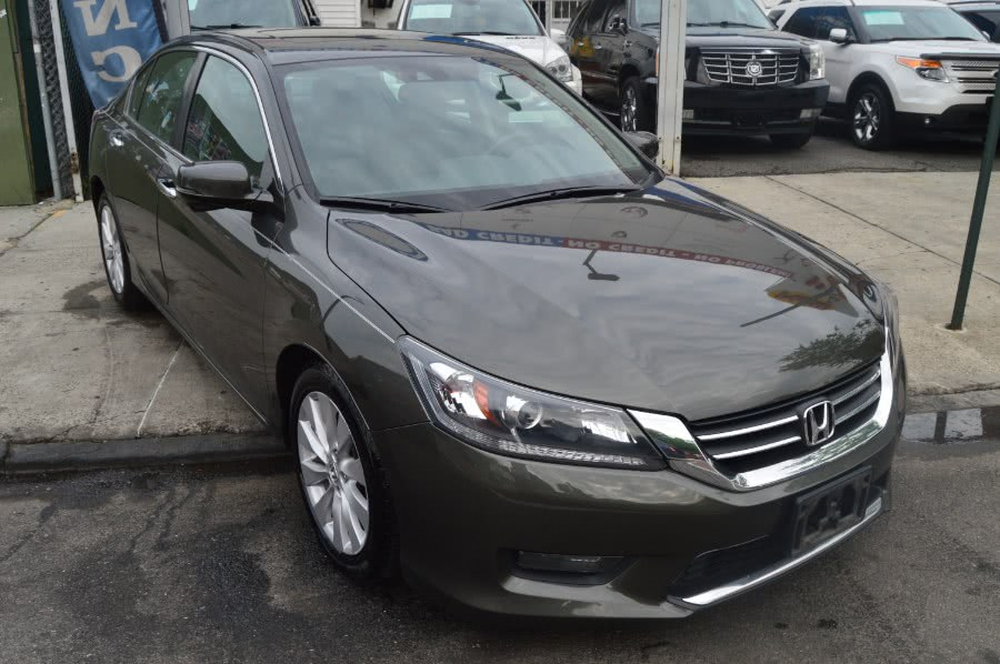 Used 2015 Honda Accord in Bronx, New York | Luxury Auto Group. Bronx, New York