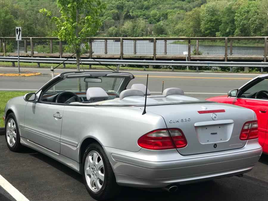 Used 2003 Mercedes-Benz CLK-Class in Canton, Connecticut | Lava Motors. Canton, Connecticut