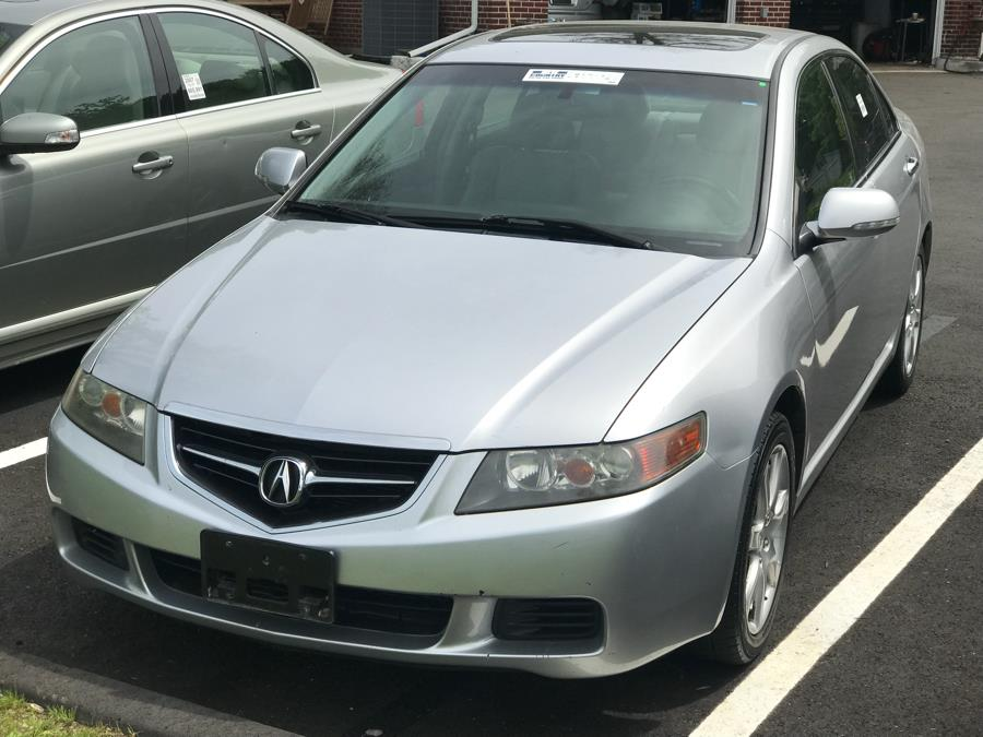 Used 2004 Acura TSX in Canton, Connecticut | Lava Motors. Canton, Connecticut