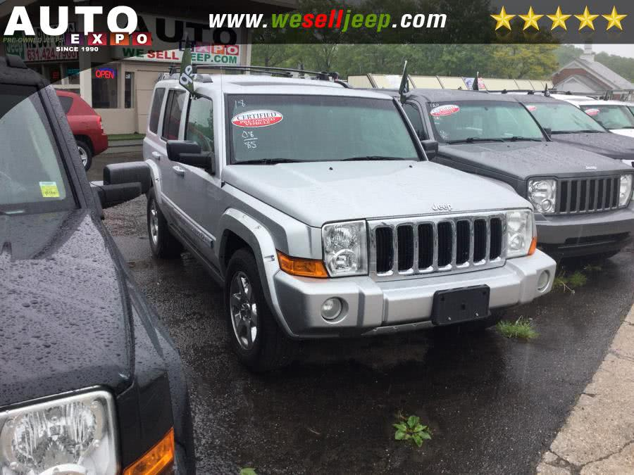 Used Jeep Commander 4WD 4dr Limited 2008 | Auto Expo. Huntington, New York