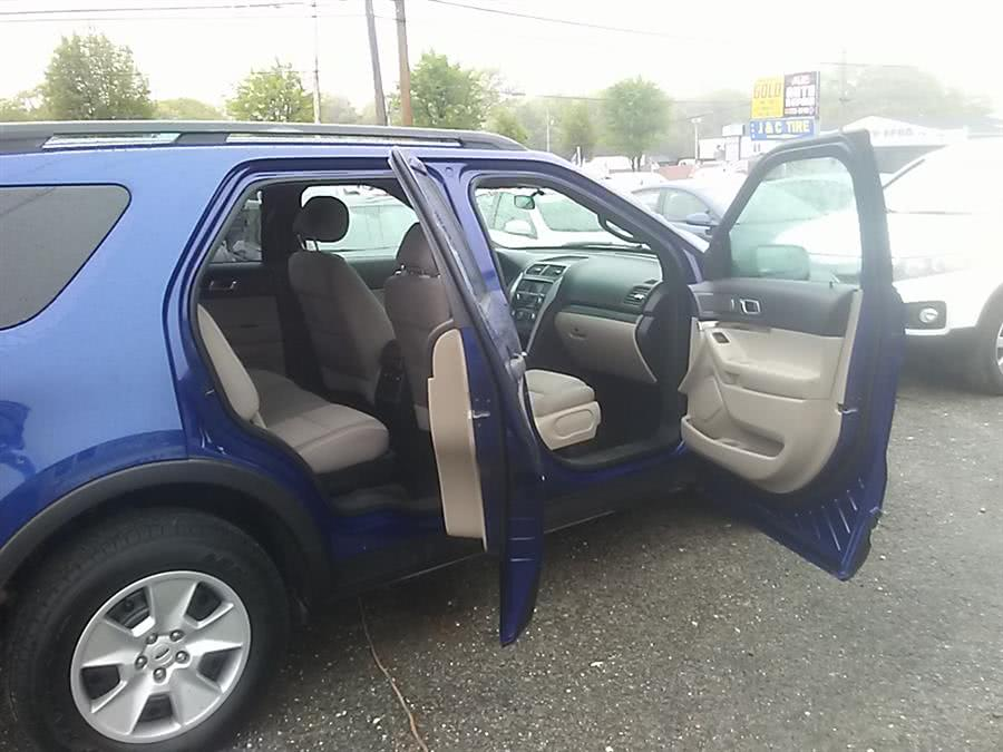 2013 Ford Explorer 4WD 4dr Base, available for sale in Shirley, New York | Roe Motors Ltd. Shirley, New York