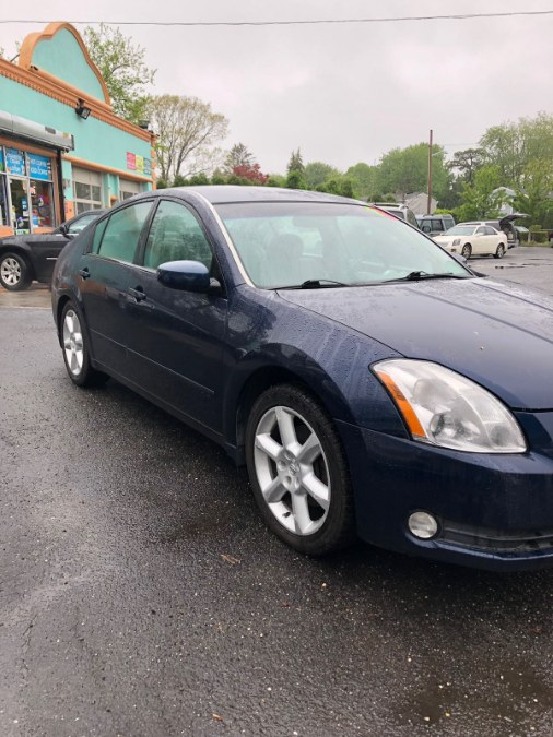 2005 Nissan Maxima 4dr Sdn V6 Auto 3.5 SE, available for sale in Islip, New York | 111 Used Car Sales Inc. Islip, New York