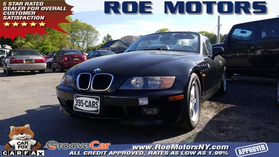 Used BMW 3-Series 2dr Roadster 1996 | Roe Motors Ltd. Shirley, New York