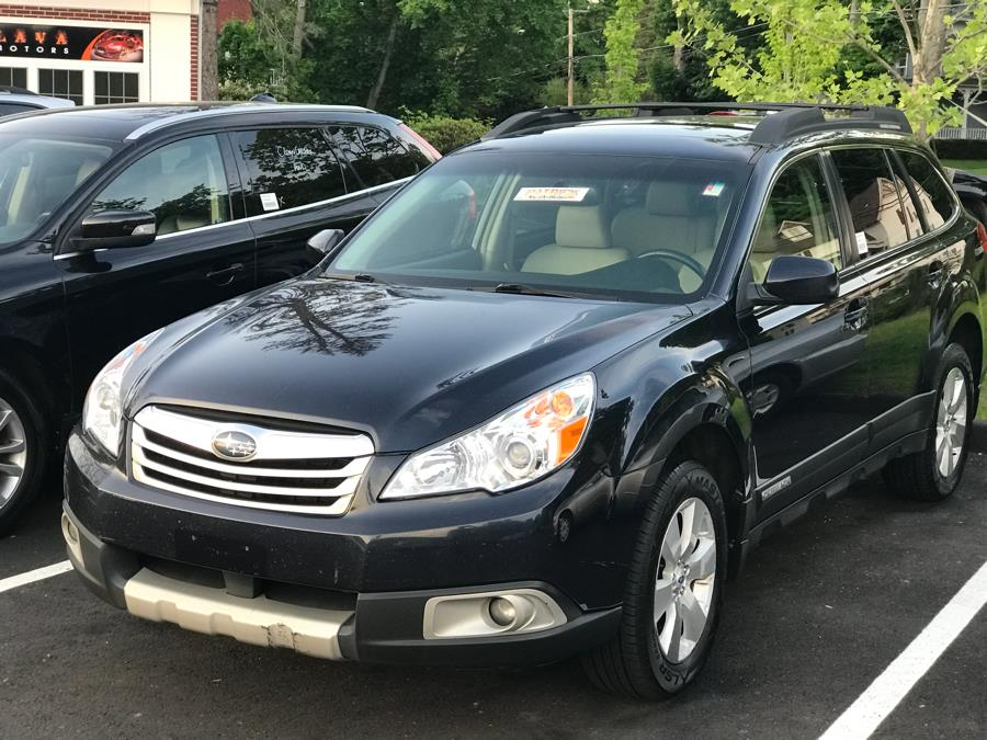 Used 2012 Subaru Outback in Canton, Connecticut | Lava Motors. Canton, Connecticut