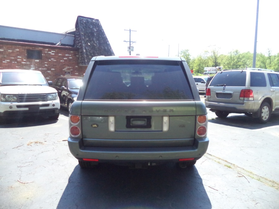 2005 Land Rover Range Rover 4dr Wgn HSE, available for sale in Naugatuck, Connecticut   Riverside Motorcars, LLC. Naugatuck, Connecticut