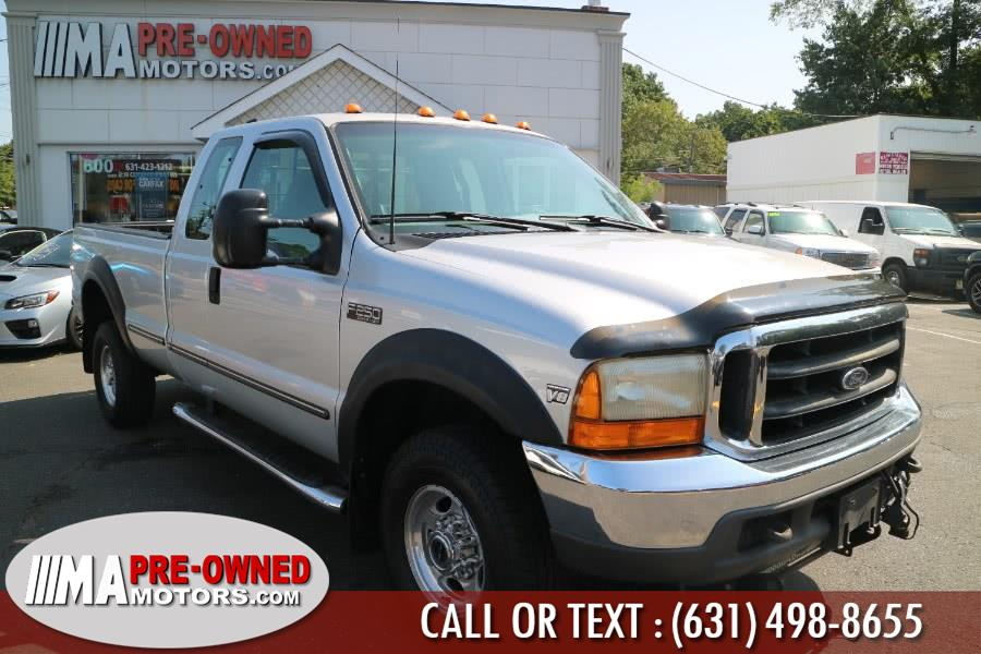 "Used Ford Super Duty F-250 DIESEL Supercab 142"" XLT 4WD 1999 