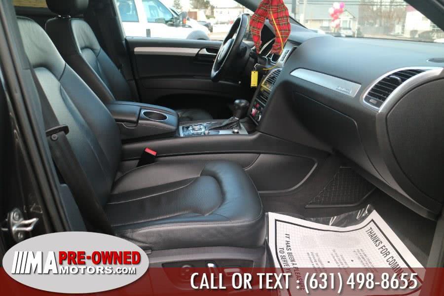 2014 Audi Q7 quattro 4dr 3.0L TDI Prestige, available for sale in Huntington, New York | M & A Motors. Huntington, New York