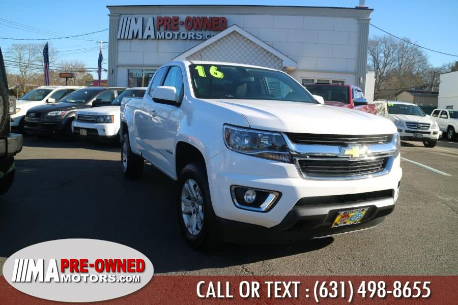 Used 2016 Chevrolet Colorado in Huntington, New York | M & A Motors. Huntington, New York