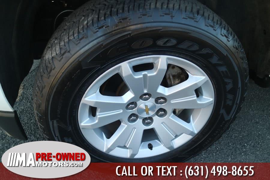 2016 Chevrolet Colorado 4WD Ext Cab 128.3