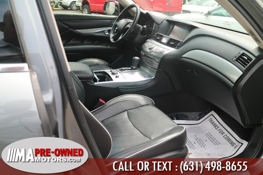 2016 INFINITI Q70 4dr Sdn V6 AWD, available for sale in Huntington, New York | M & A Motors. Huntington, New York