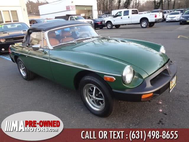 Used 1979 MG Convertible in Huntington, New York | M & A Motors. Huntington, New York