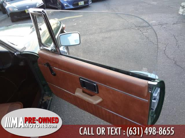 Used MG Convertible 2dr Conv 1979 | M & A Motors. Huntington, New York