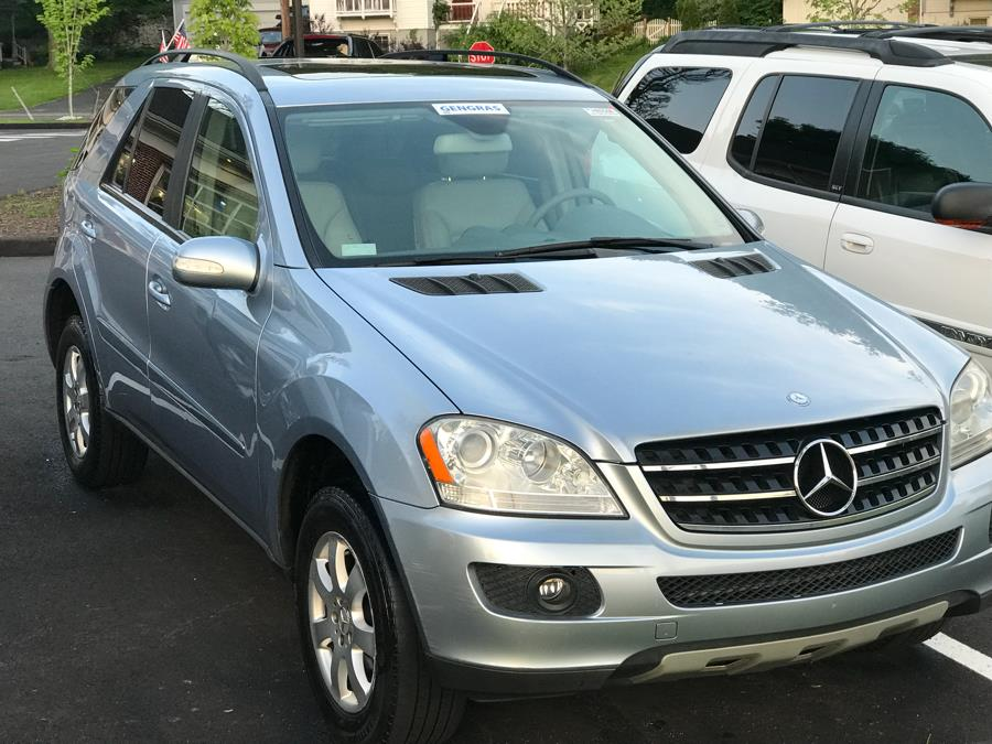 Used 2007 Mercedes-Benz M-Class in Canton, Connecticut | Lava Motors. Canton, Connecticut