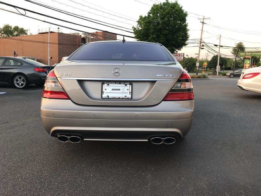 2007 Mercedes-Benz S-Class 4dr Sdn 6.0L V12 AMG RWD, available for sale in Plainview , New York | Ace Motor Sports Inc. Plainview , New York