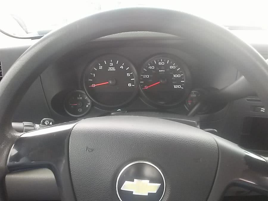 2008 Chevrolet Silverado 1500 2WD Reg Cab 133.0