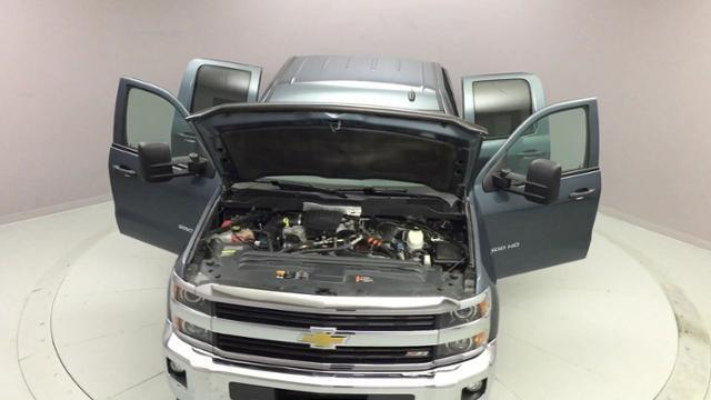2015 Chevrolet Silverado 2500hd 4WD Double Cab 144.2 LT, available for sale in Naugatuck, Connecticut | J&M Automotive Sls&Svc LLC. Naugatuck, Connecticut