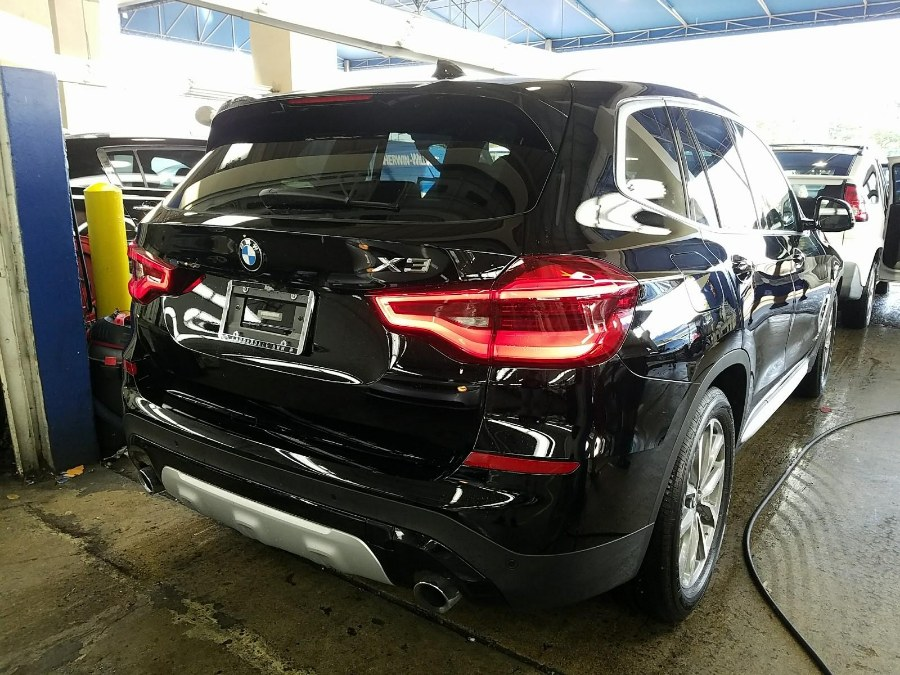 Used BMW X3 xDrive30i Sports Activity Vehicle 2018   Auto Approval Center. Bronx, New York