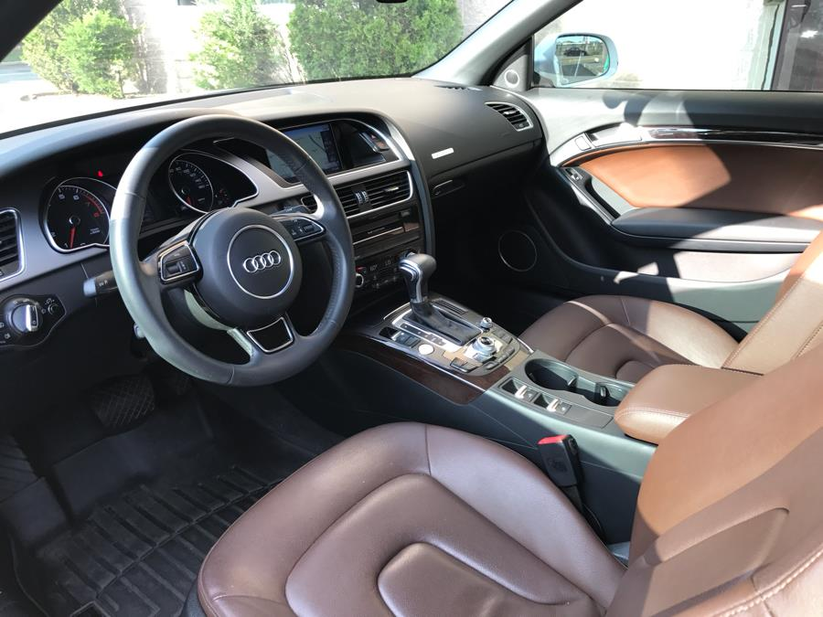 Used Audi A5 2dr Cabriolet Auto quattro 2.0T Premium Plus 2013   Evolving Motorsports. Bayshore, New York