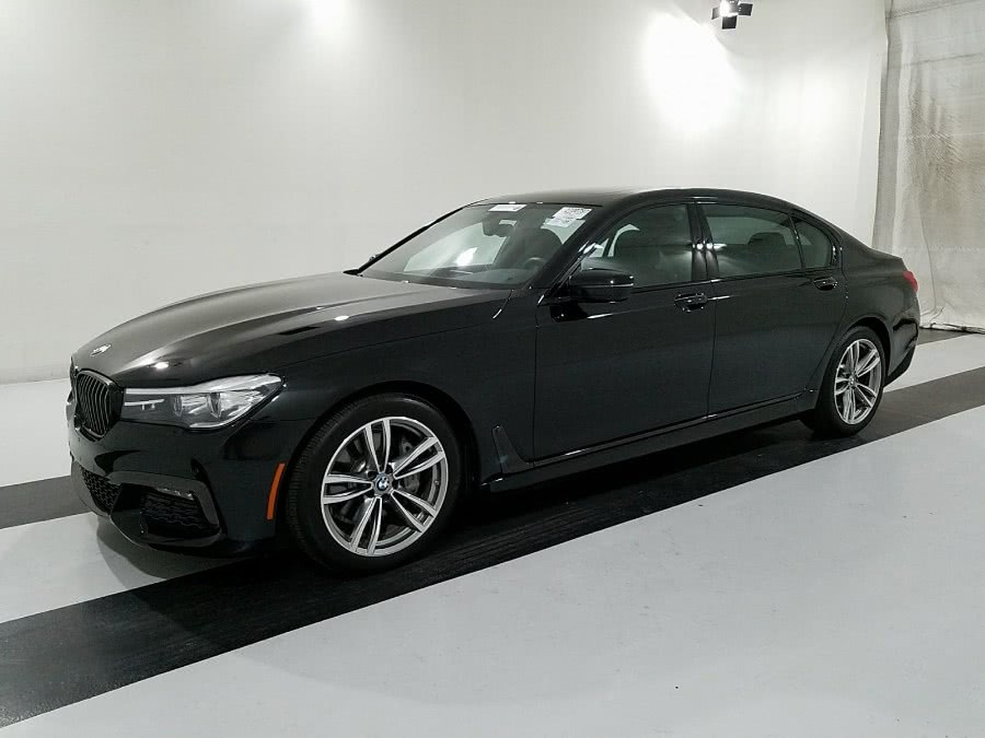 Used 2018 BMW 7 Series in Bronx, New York | Auto Approval Center. Bronx, New York