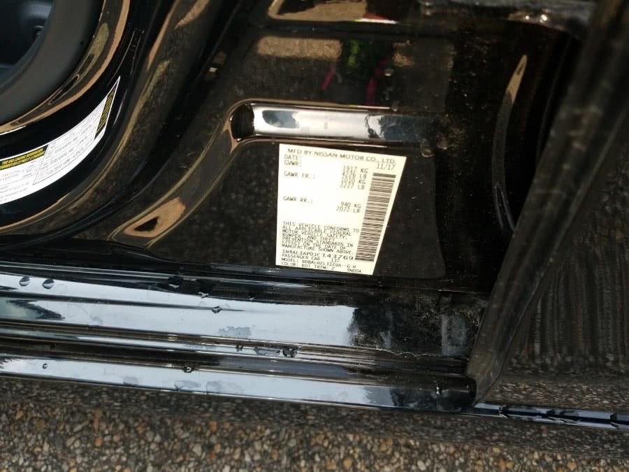 Used Nissan Altima 2.5 SR Sedan 2018 | Auto Approval Center. Bronx, New York